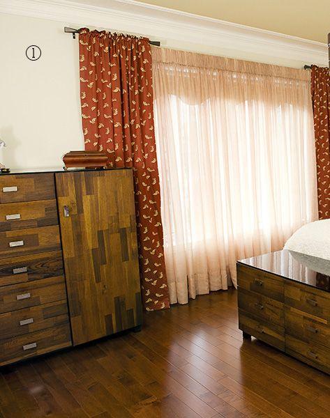Une chambre lumineuse les id es de ma maison tva for Les chambre a coucher