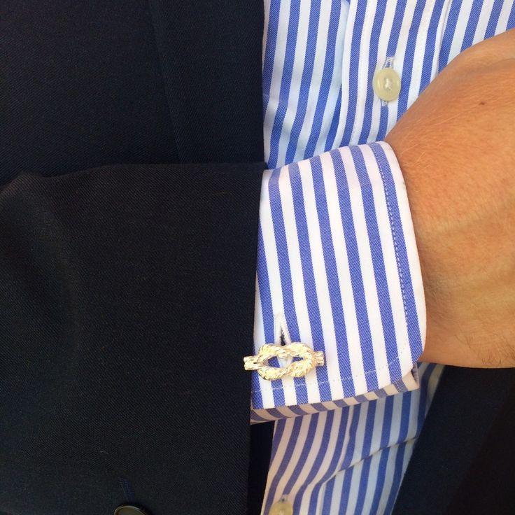 Hercules knot#knotcufflinks#solid silver#commitment#Greece