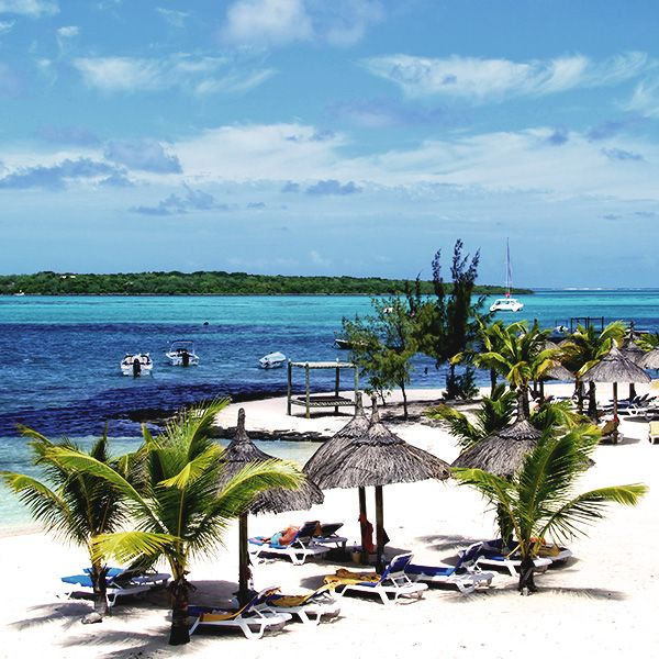 Mauritius - A unique blend of cultures, beautiful beaches and stunning scenery.