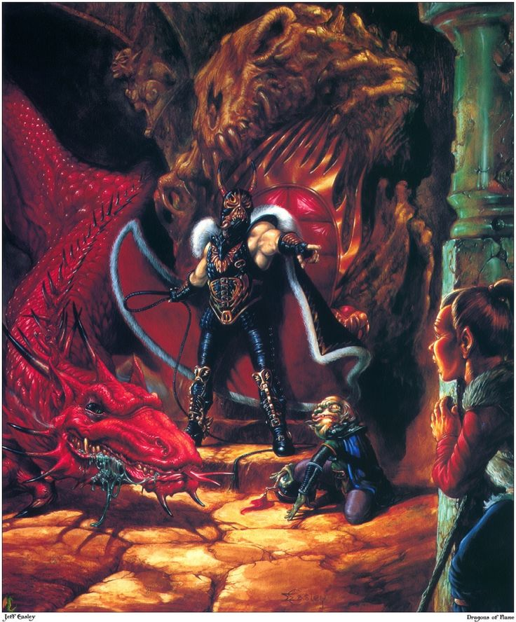 dungeons Fantasy dragons art and