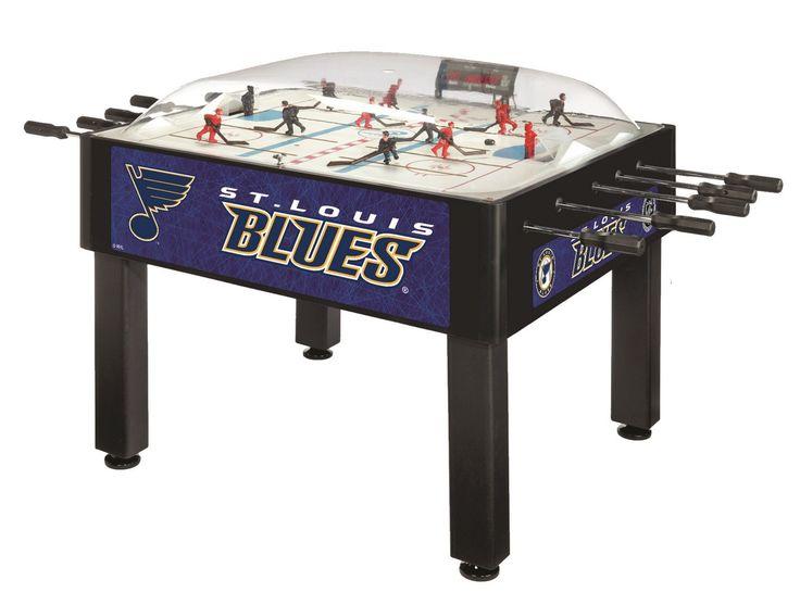 St Louis Blues Dome Hockey (Basic) · Pool TableFan ...
