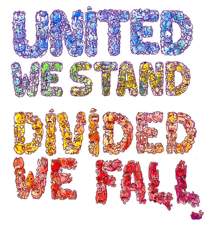 United we stand by mathiole on DeviantArt
