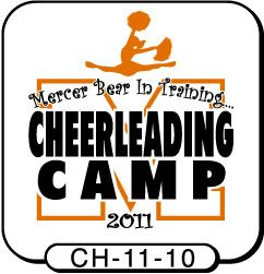 This is a great t-shirt design for your upcoming cheer camp! We can modify to suit your needs and even include the signatures of all your girls for no extra charge. We're cool like that. spiritwear.com