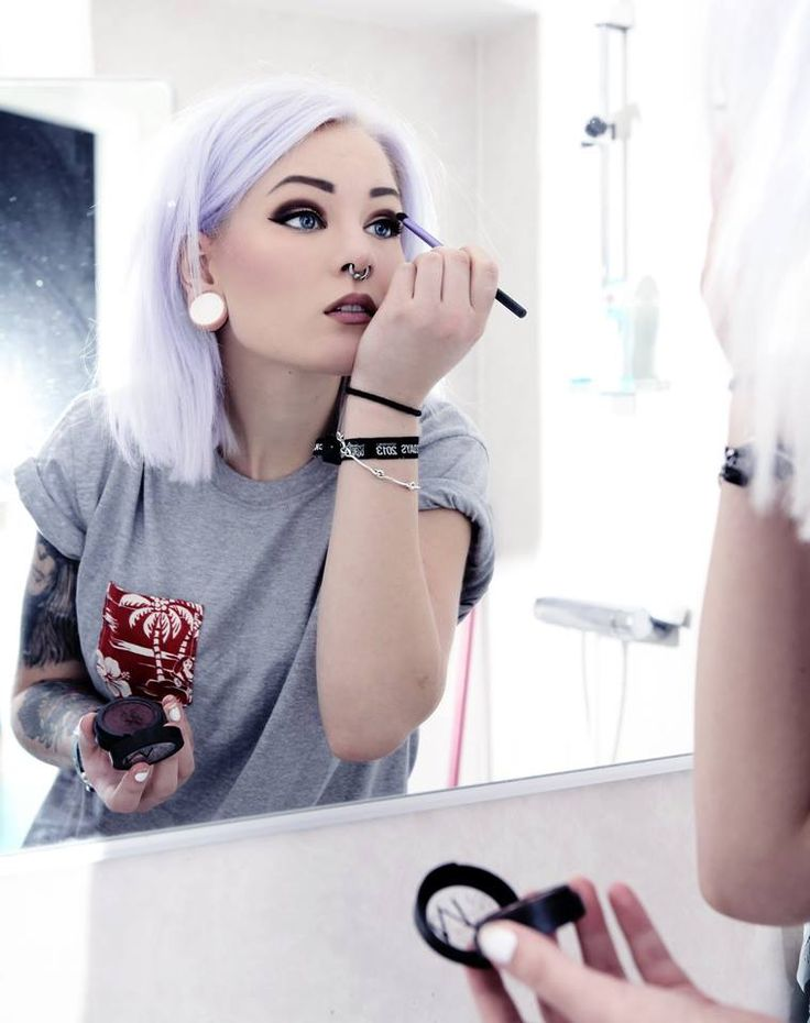 226 best images about beauty piercings on pinterest for Pastel goth tattoos