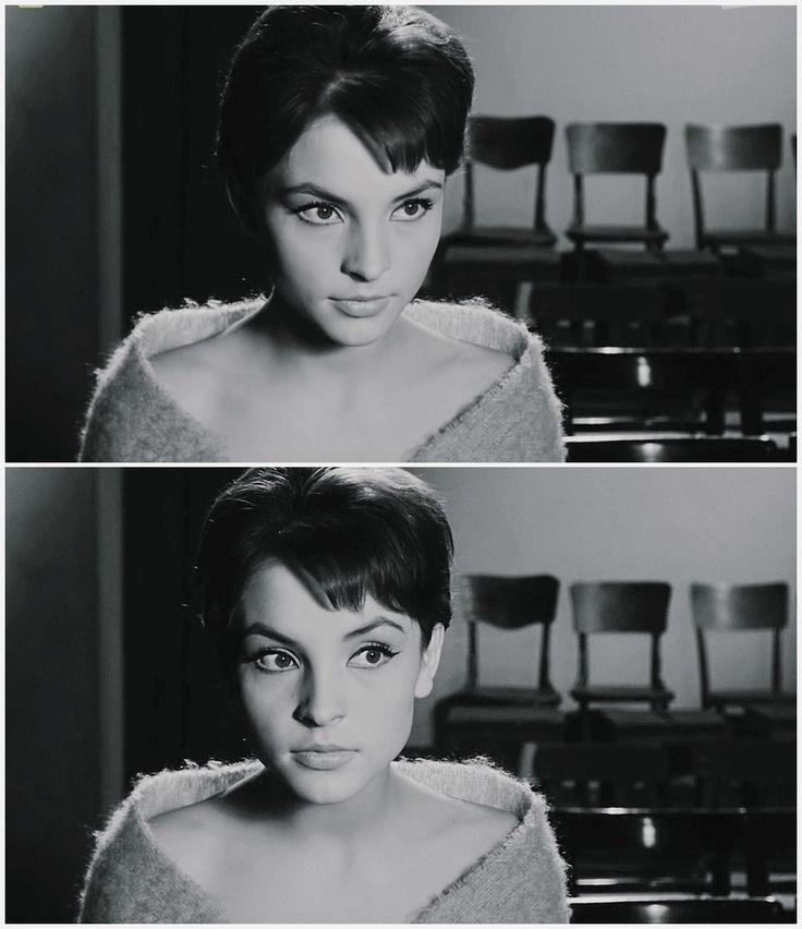 """Teresa Tuszyńska w filmie """"Do widzenia, do jutra"""", 1960."""