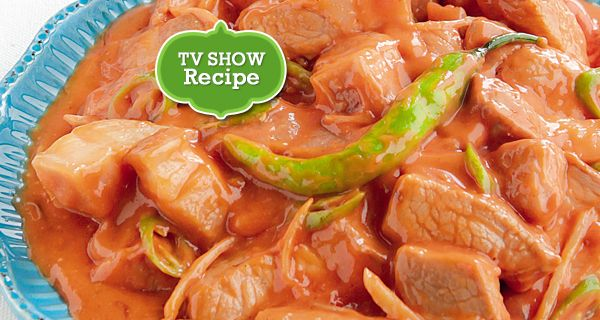 Bicol Express Special | Del Monte Philippines http://www.delmonte.ph/kitchenomics/recipe/bicol-express-special-0