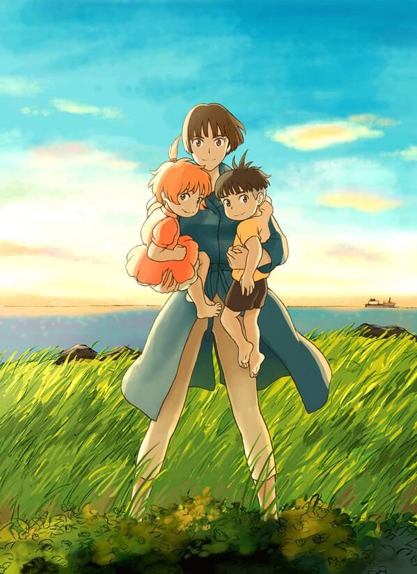 miyazaki-ru on | Wolf Children, Wolves and Children