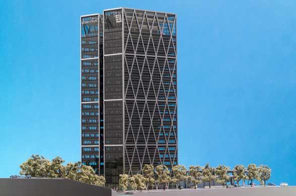 Vivaldi Tower, Amsterdam | Foster + Partners