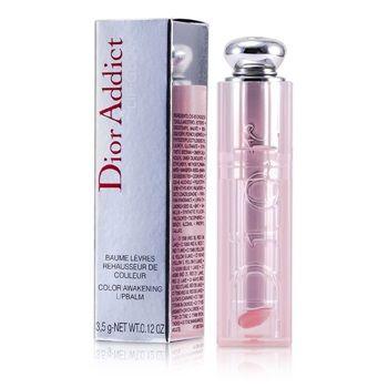 Christian Dior Dior Addict Lip Glow Color Awakening Lip Balm - #001 Pink Makeup