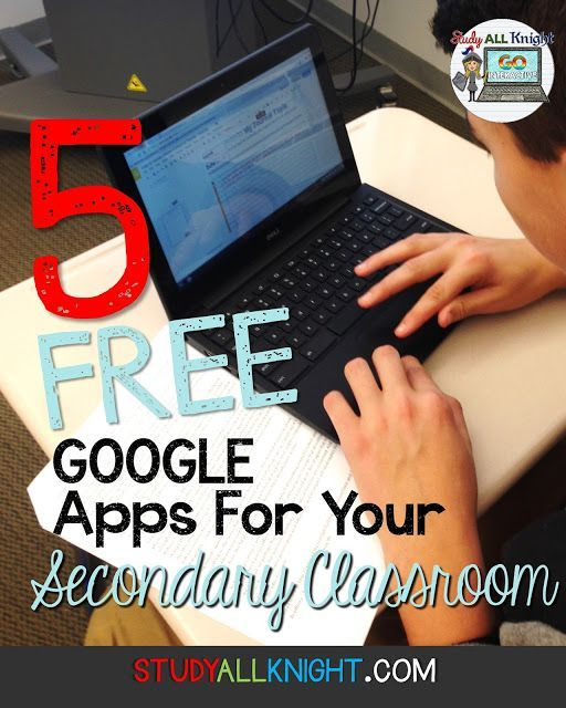 5 FREE Google App Extensions For Your Secondary Classroom-  Are you looking for free Google app extensions to make life in your secondary classroom easier? Perfect for your English, Math, and other high school classes. Even middle school and upper element
