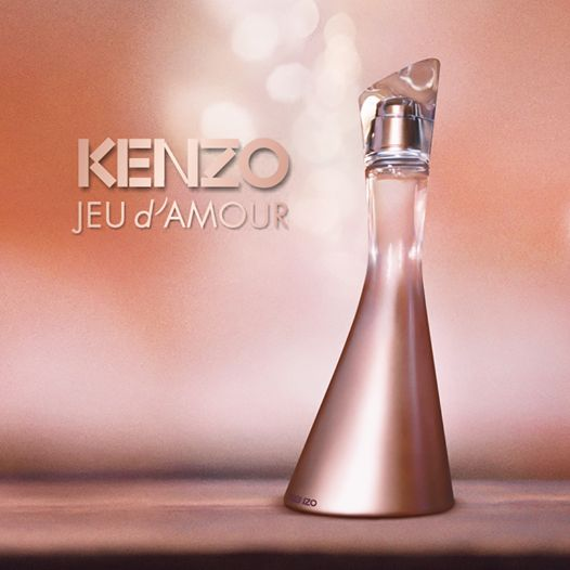Jeu d'Amour Kenzo EDP for women
