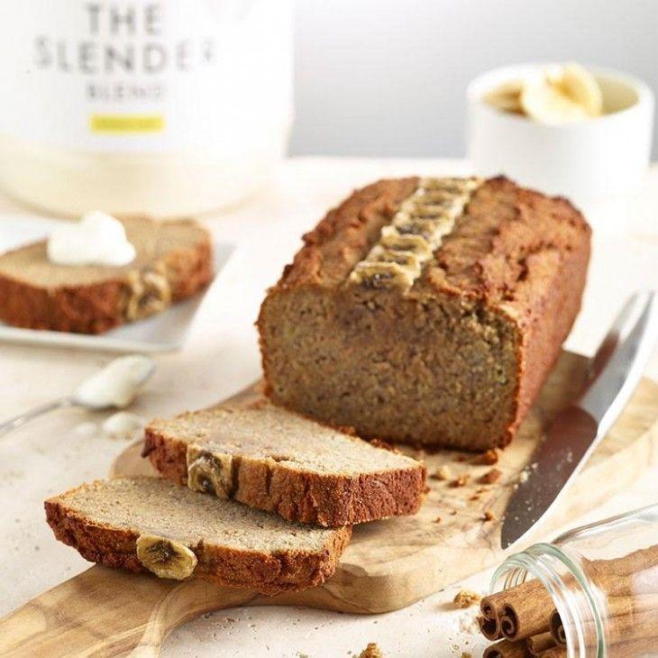 Slender Banana Bread