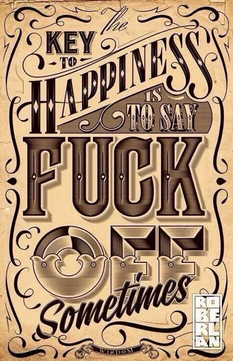 Good life advice