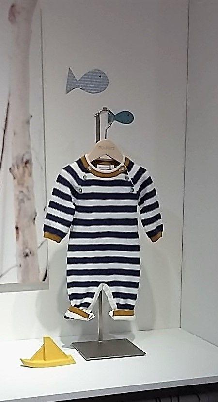 Stile nautico #chic #righe #moda #bambino #PittiBimbo