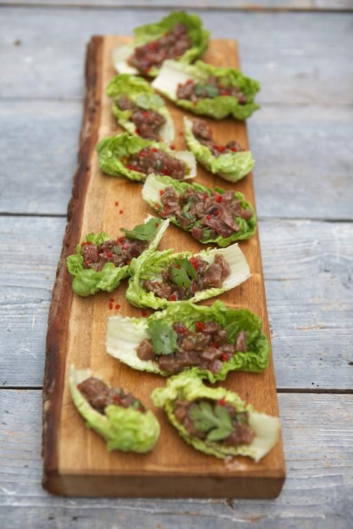25 best ideas about tuna ceviche on pinterest tuna for Canape ideas jamie oliver