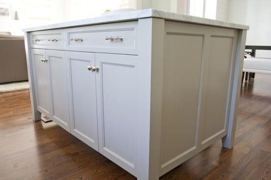Quot Ocean Floor Quot Color Cabinets Martha Stewart Light Grey