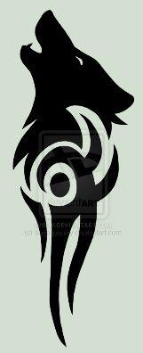http://sugarpoultry.deviantart.com/art/Wolf-Tribal-172494677