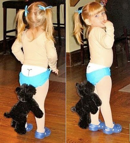 The best Halloween costume ever by lucile