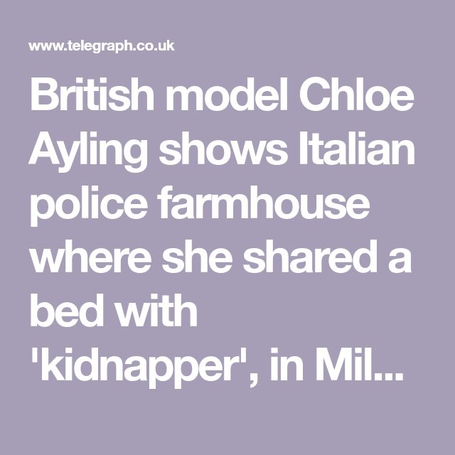 British model Chloe Ayling shows Italian police farmhouse where she shared a bed with 'kidnapper', in Milan trial video