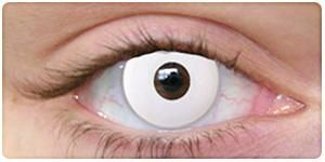 White Out Halloween Contacts | Theatrical Contact Lenses | Special Effect Lenses - ClearlyContacts.caHalloween Contact, Halloween Costumes, Eye Contact, Contact Lenses, Clearlycontact Ca, Contact Online, Colors Contact, Theatrical Contact, Halloween Ideas