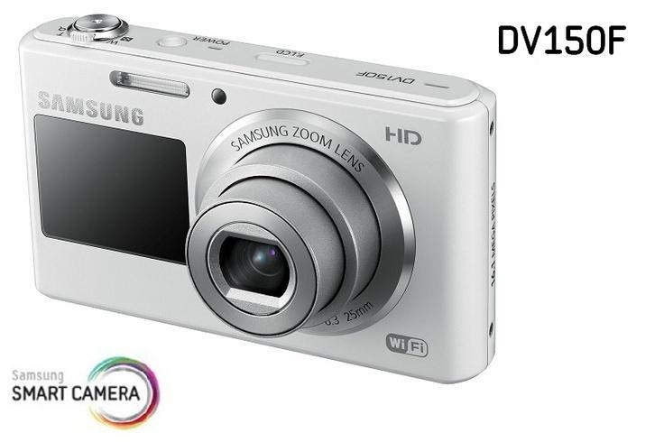 La Samsung Smart Camera DV150F embarque un écran LCD avant qui vous facilitera la vie pour tous les types d'autoportraits. Activez le mode Enfant pour captiver l'attention des plus petits, prenez la pose tous ensemble pour une photo réussie grâce au compte à rebours affiché sur l'écran avant et cadrez vos autoportraits pour un rendu impeccable. Avec le mode Saut 2.0, prenez plusieurs photos de vos amis en train de sauter et créez d'incroyables animations GIF.