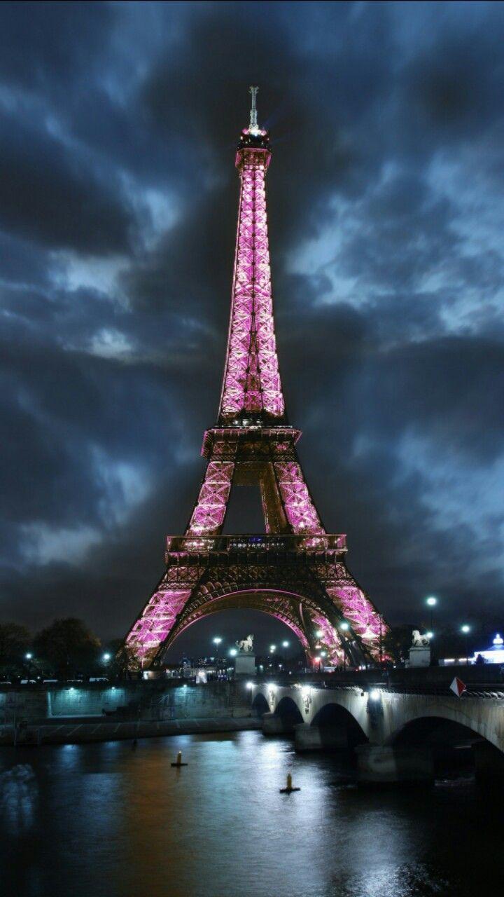 Nature Eiffel Tower Menara Eiffel Menara Dunia