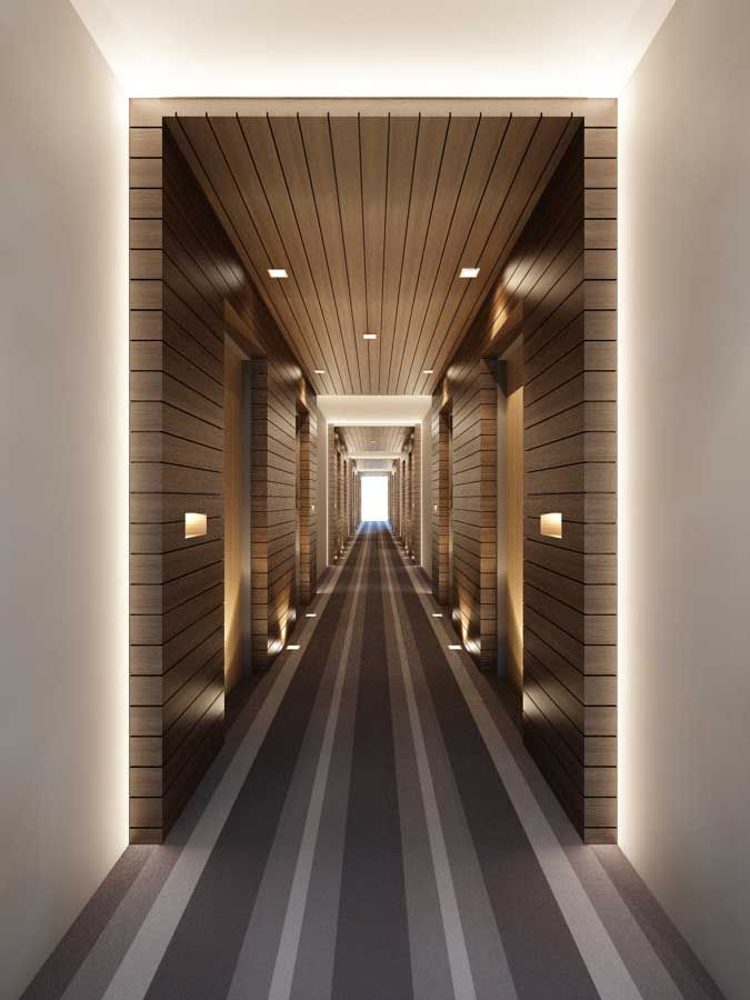 17 best ideas about corridor design on pinterest hallway for Hotel corridor decor