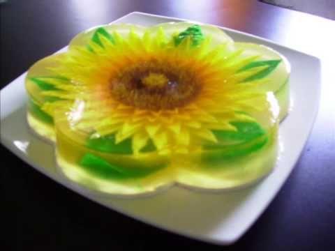 Gelatinas 3D y con imagenes - Alcino