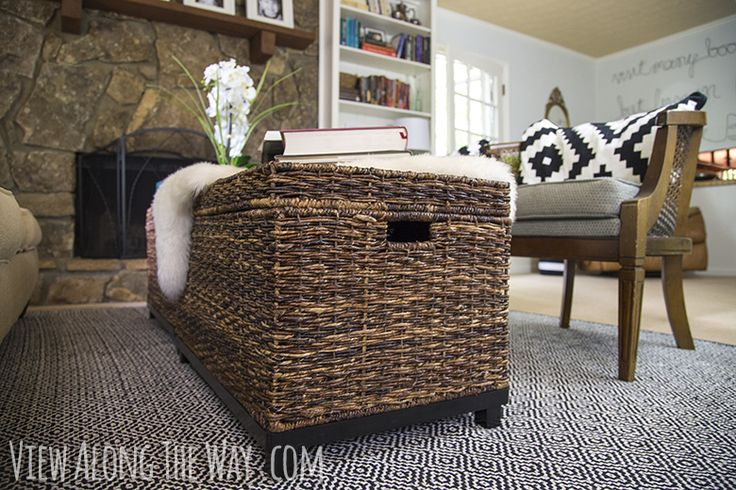 25 Best Ideas About Wicker Trunk On Pinterest Wicker Storage Trunk Trunks And Chests And