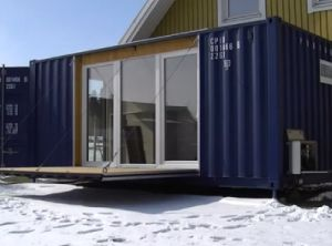 20' Container Wohnung