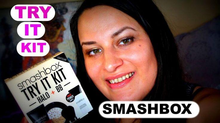 lifestyle: Smashbox Try it kit- HALO + BB from SEPHORA