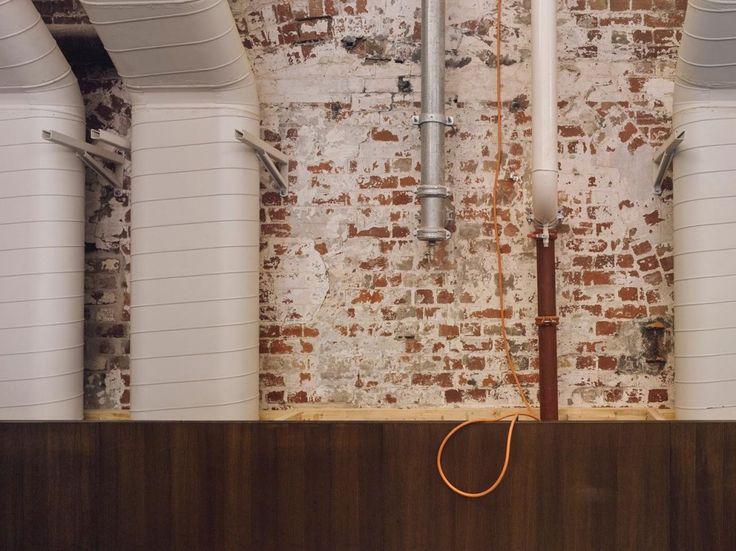 Higher Ground Q&A   #Brick #Interior #Design