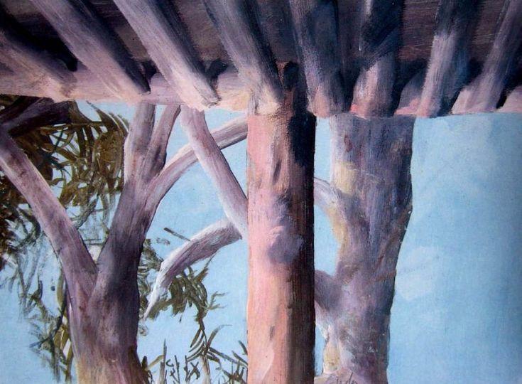 Sidney Nolan: Bush Verandah