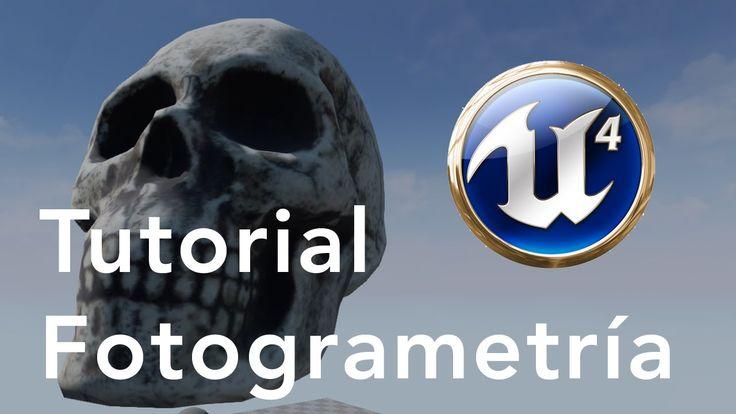 Tutorial fotogrametría: Fotografiar modelo real e importarlo Unreal Engi...