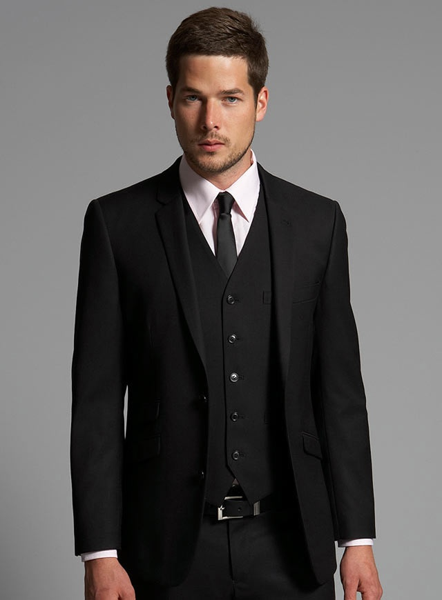 fascinatingnewsvv.ml: 3 piece suit men black. This Mens 3 Pieces Suits Are Suitable for Party, Meeting King Formal Wear Elegant Men's Black Two Button Three Piece Suit. by King Formal Wear. $ - $ $ 78 $ 00 Prime. FREE Shipping on eligible orders. Some sizes are Prime eligible.