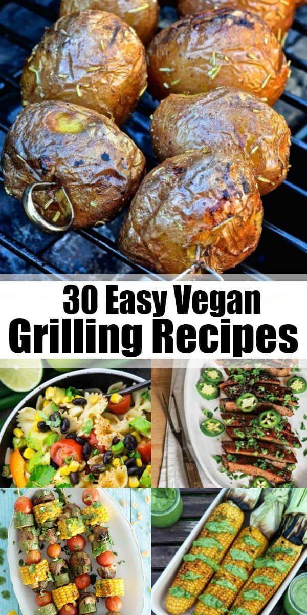 30 Vegan Bbq Grilling Recipes Vegan Grilling Recipes Vegan Grilling Grilling Recipes