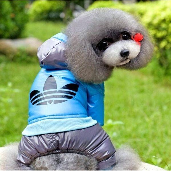 Маленькая собачка одежды Teddy одежды любимчика Бишон Померанский Чихуахуа…