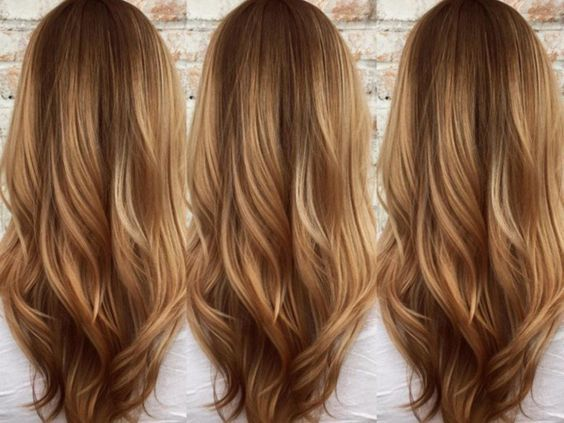 Butterscotch Blond Die Neue Trendhaarfarbe Fur Den Sommer