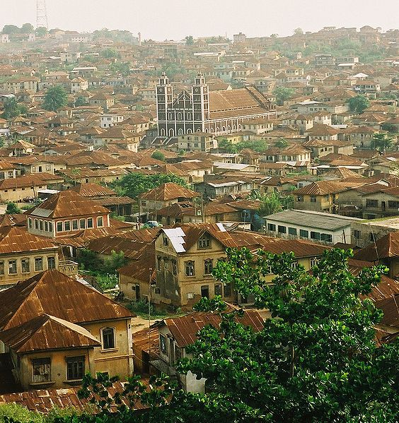 Abeokuta is the capital of Ogun State in southwest Nigeria.