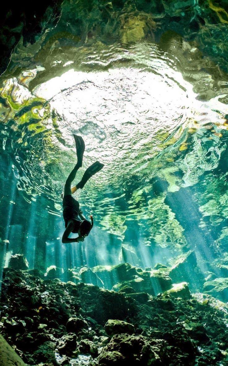Península de Yucatán, México - via Michael Allen's photo on Google+