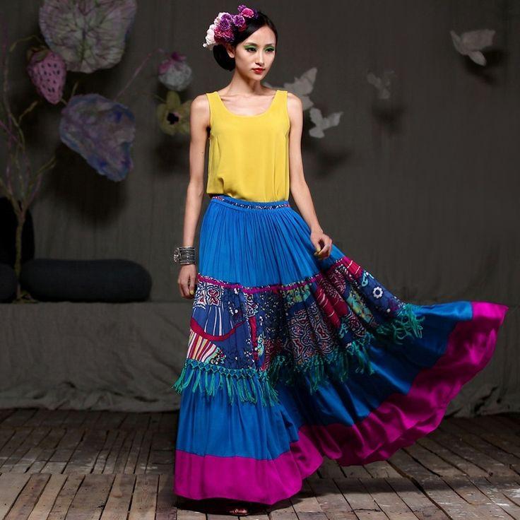 цыганский стиль одежды фото: 21 тыс изображений найдено в Яндекс.Картинках