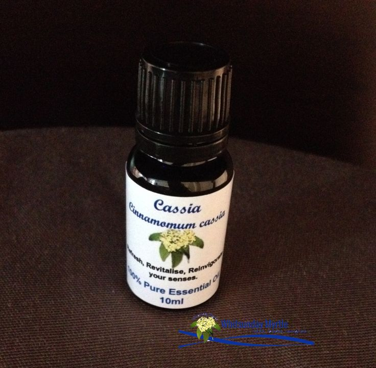 Cassia Pure Essential Oil