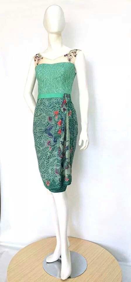 Turquoise Batik
