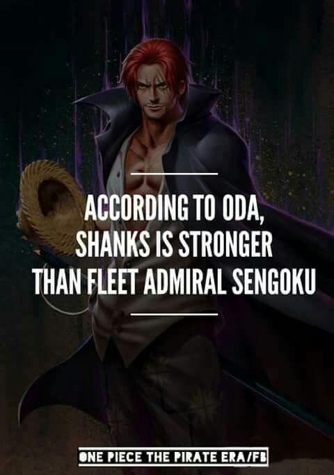 Shanks fact