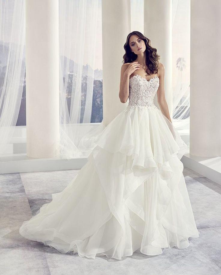 Temptation esküvői ruha