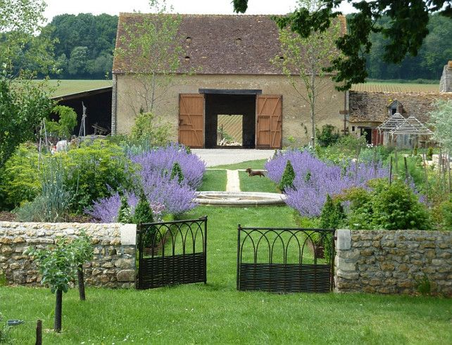 french garden design french garden ideas french garden landscaping - European Garden Design