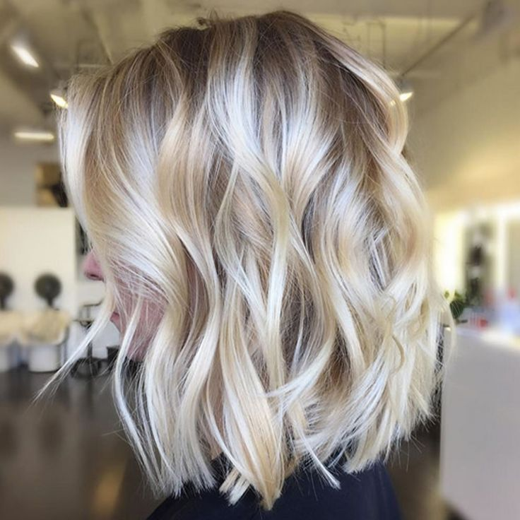 2018 Balayage Ombre Bob Hairstyles and Hairstyles