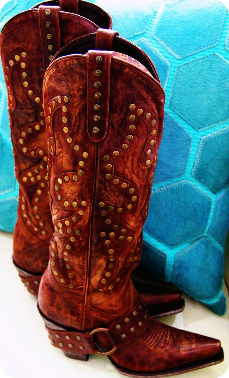 Lane Boots - Stud Rockers - $249