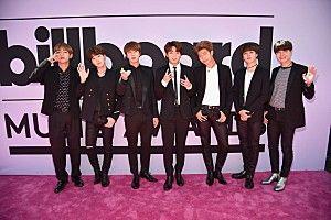 【2017 ビルボード・ミュージック・アワード】、防弾少年団(BTS)が<Top Social Artist>を受賞 | Daily News | Billboard JAPAN