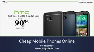 Cheap Mobile Phones online  Togofogo is online mobile selling portal with huge discounts. Here you can also buy refurbished, used and box opened cheap mobile phones with free shipping and one year warranty.